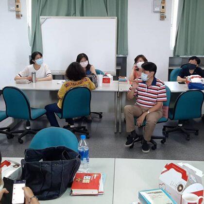 20200501應外系-陳采玉主任(評量尺規建構與發展說明會)